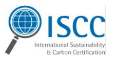 Certification ISCC